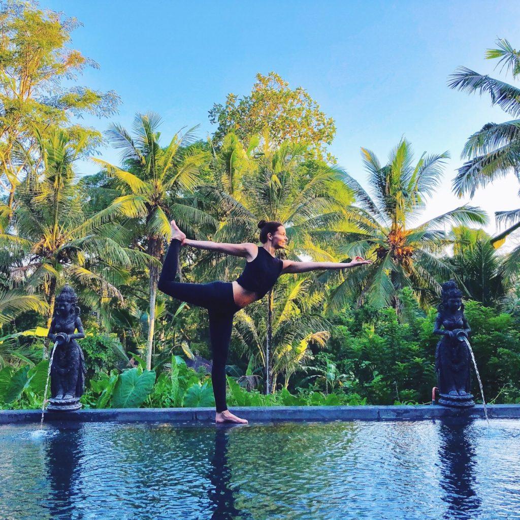 Yoga-Ausbildung in Indonesien