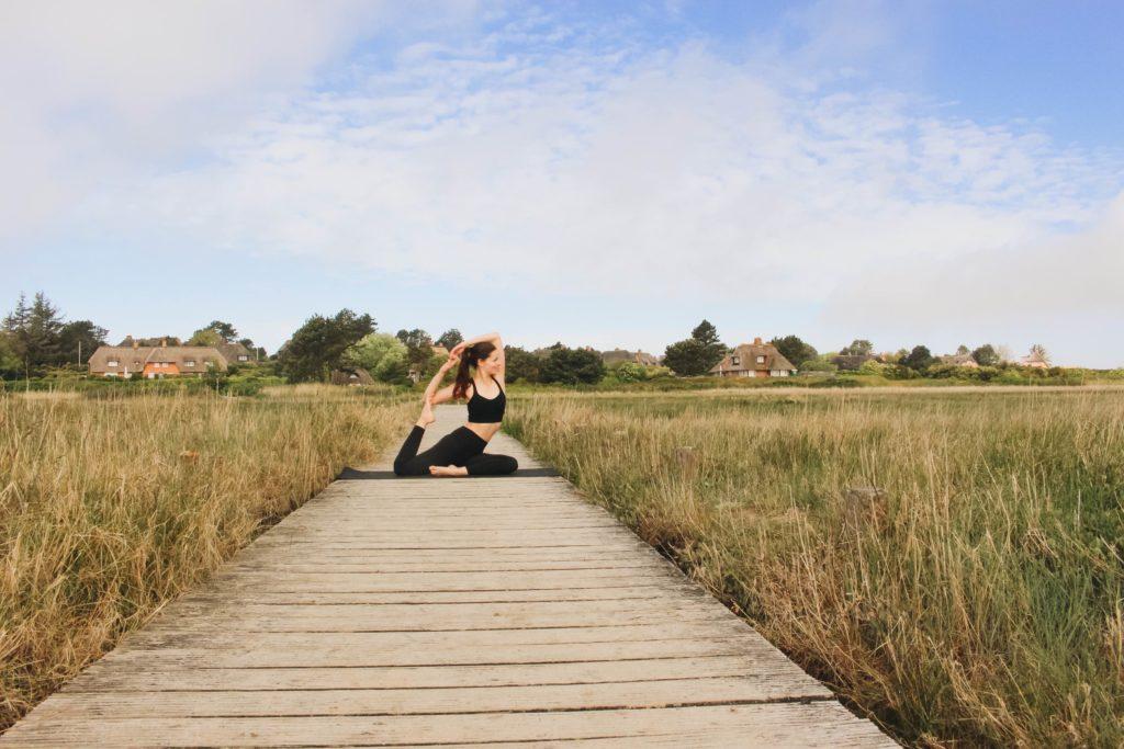 Eine Online Yoga-Ausbildung kann von überall absolviert werden