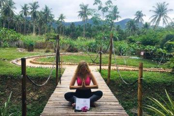 Yoga Ausbildung in Thailand