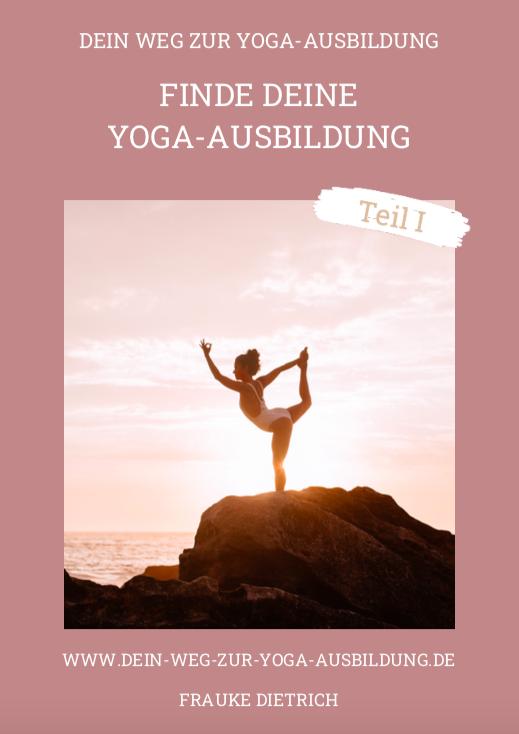 Ratgeber Yoga-Ausbildung