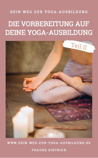 eBook Yoga-Ausbildung