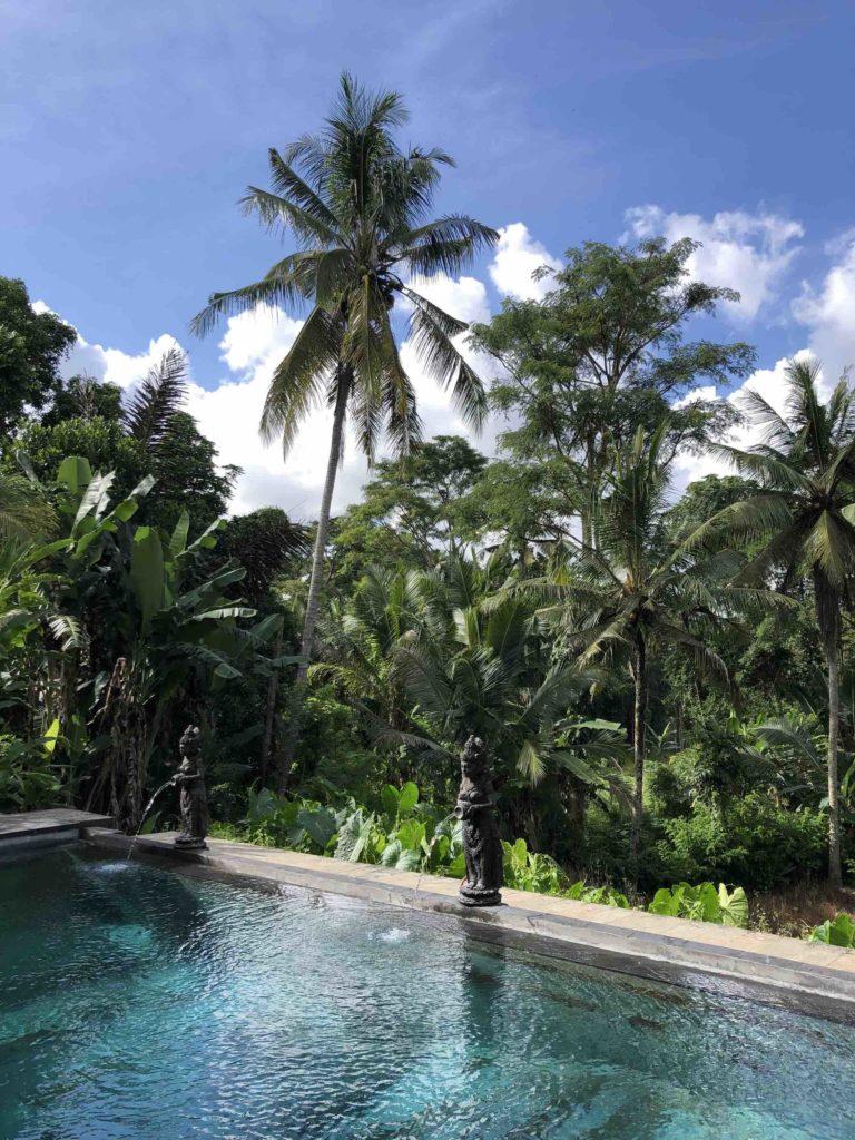 Pool Yoga Retreat Bali