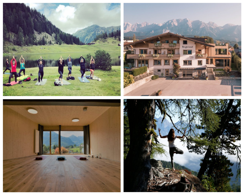 Yoga Retreat Steiermark