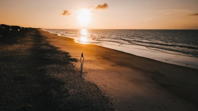 Yoga-Retreat am Strand