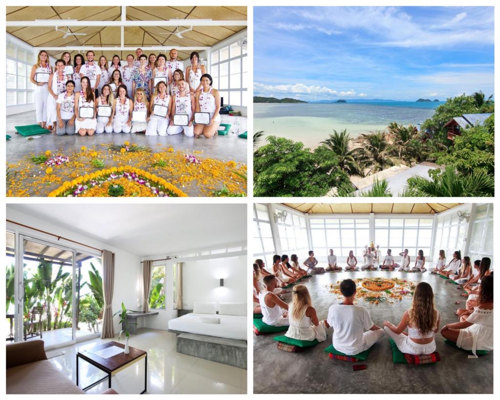 Yoga-Ausbildung Thailand