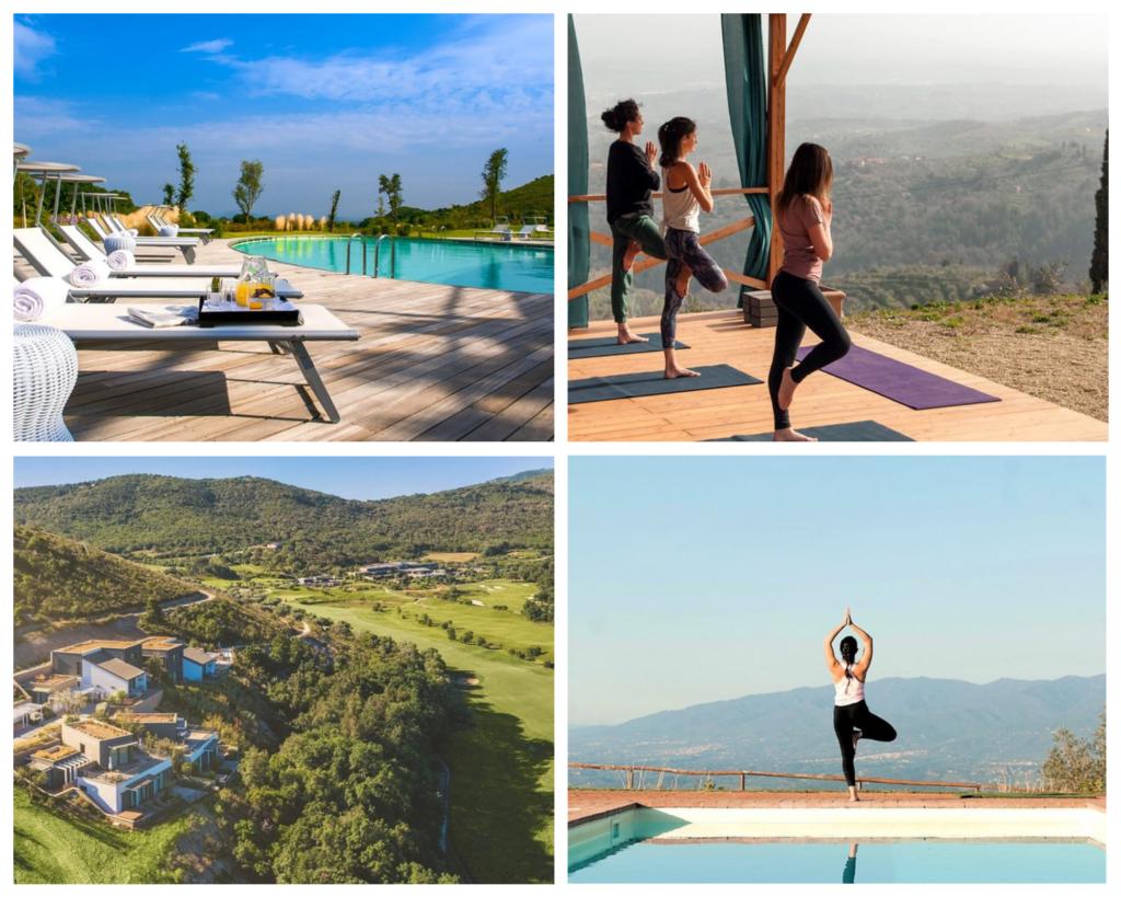 Luxus Yoga Retreat