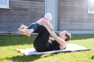 Prä- und Postnatal Yoga-Ausbildung
